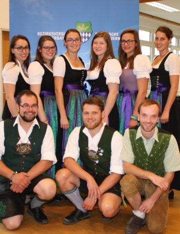 Versammlung der BJB Oberbayern