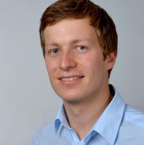 Andreas Ganal, ab 1.5.2016 Landesgesschäftsführer