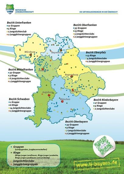 Landkarte 2013