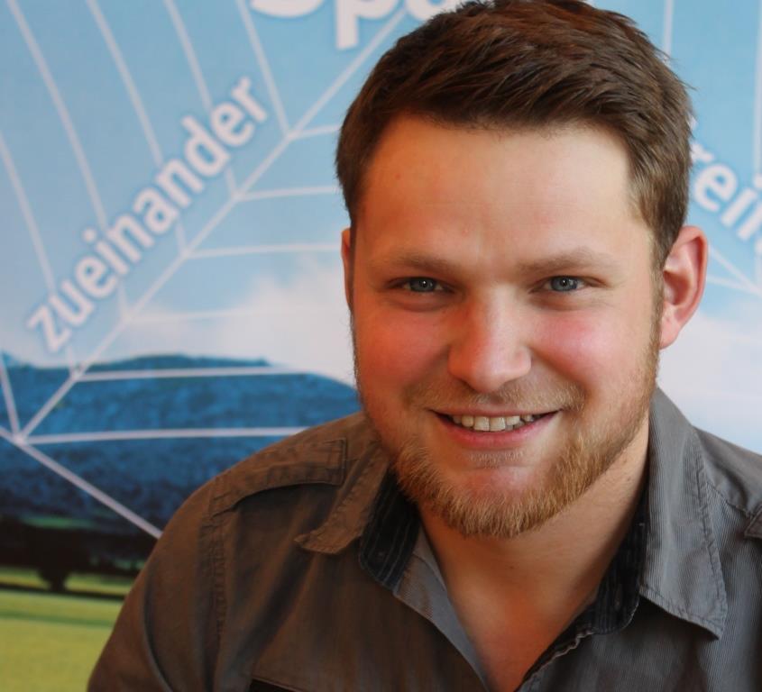 Stellvertretender Landesvorsitzender Lorenz Kaspar