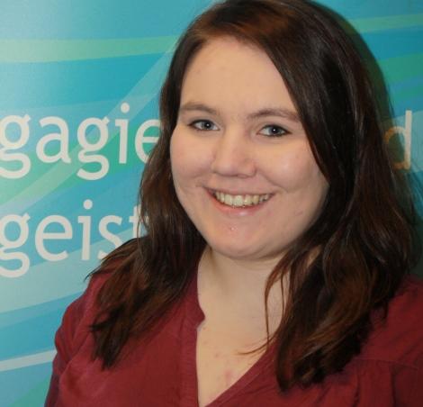 Stellvertretende Landesvorsitzende Stefanie Greul