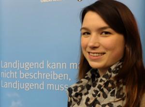 Yvonne Hohlweg (Beisitzerin und Delegierte Kreisverband Kulmbach)