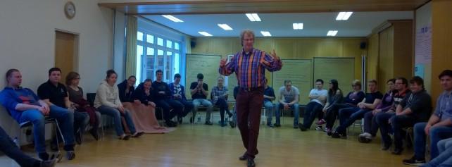 Führungskräftetraining in Grainau