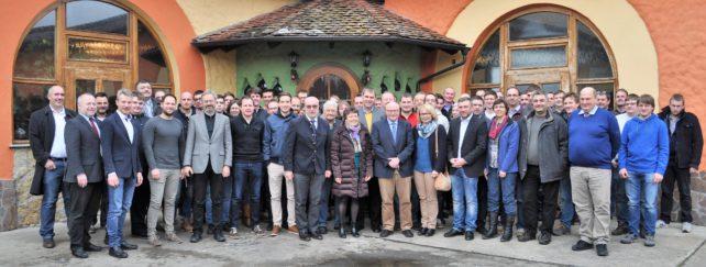 Erfolgreicher Unternehmertag in Bergtheim (UFR)