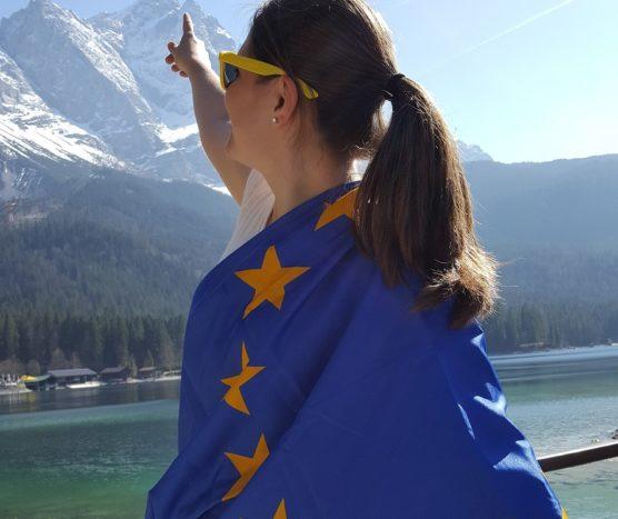 Wir für Europa!