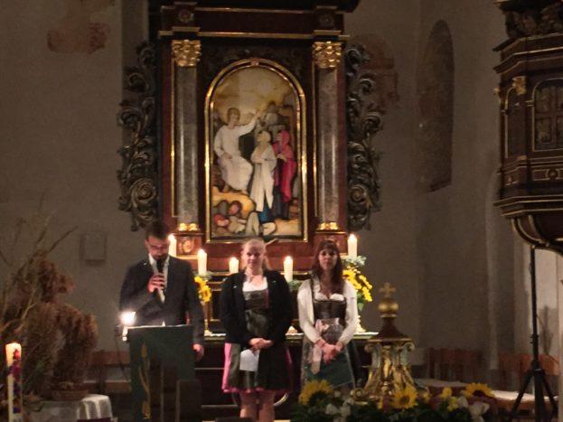 Gott-sei- Dank- Brot- Aktion im BV Oberfranken