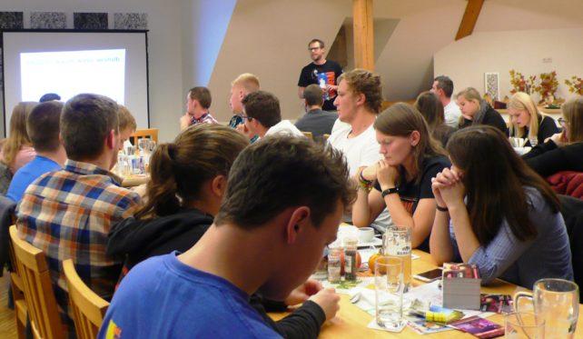 DSVGO zum Herbstgruppenleitertreffen in Obefranken