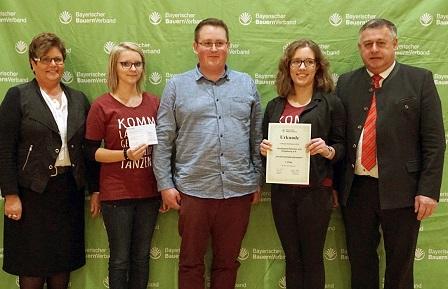 Landjugend Schreez (Ofr) gewinnt Landjugendwettbewerb 2018