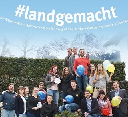 Neues Jahresprogramm 2019: #landgemacht