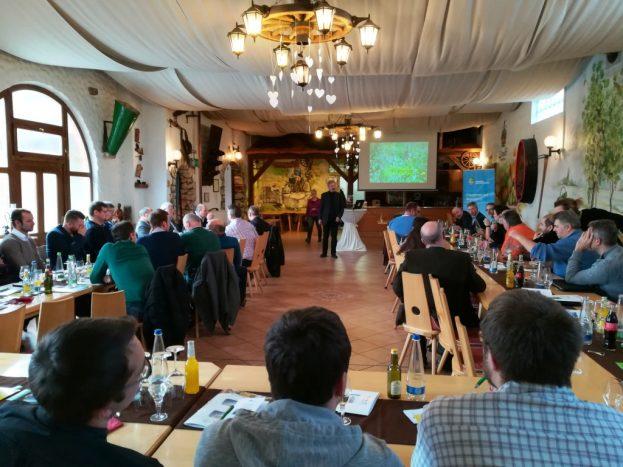 (Jung-) Unternehmertag in Bergtheim – Herausforderungen der Zukunft