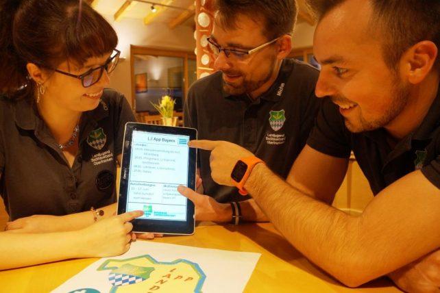 Landjugend Bayern App jetzt zum Download: Termine aus ganz Bayern auf einen Blick