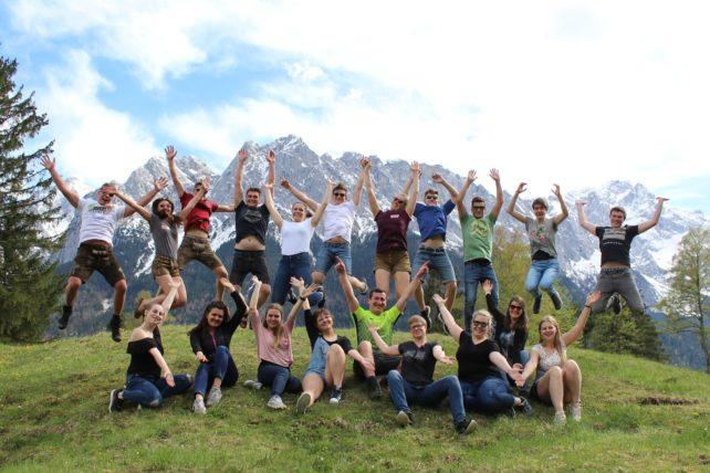 920 Stunden ehrenamtliche Ausbildung – Gruppenleiterlehrgang in Grainau