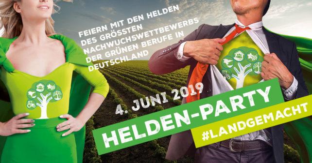 4. Juni in Herrsching: Kommt zur Heldenparty!