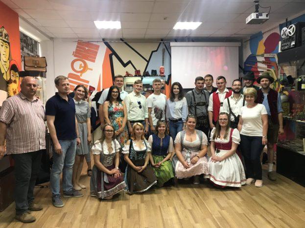 Doswidanja Pensa, Moskau, Russland!