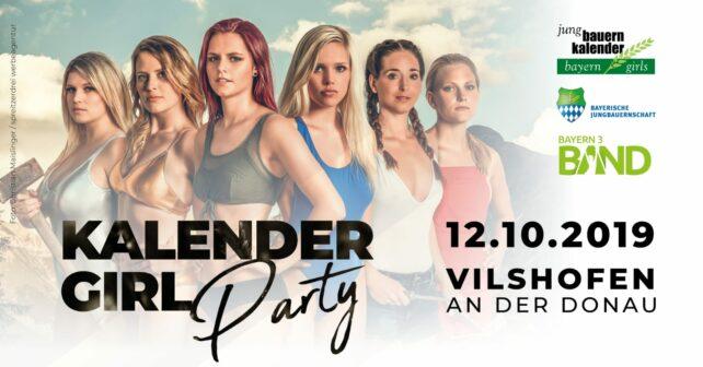Let's get the party started! Kalendergirlparty 2019, Vilshofen an der Donau