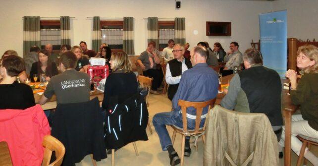 Ehemaligentreffen des Landjugend- Bezirksverbandes Oberfranken