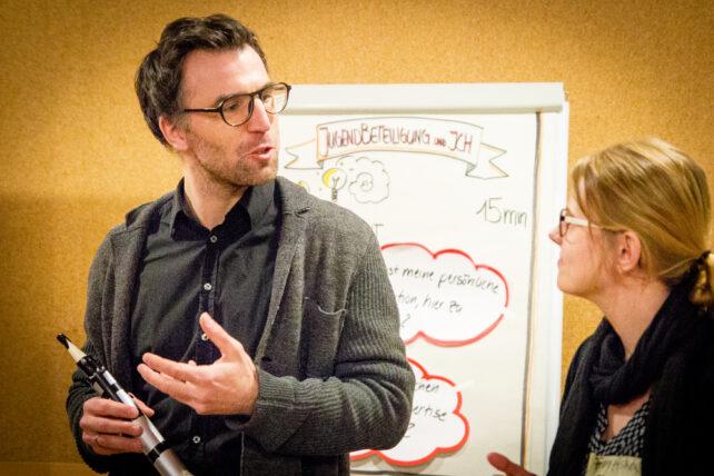 Wissenschaft für mehr Jugendbeteiligung