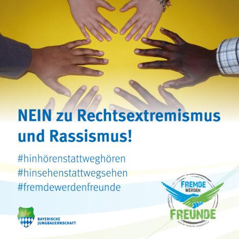 Bis 29.3.2020 Internationale Wochen gegen Rassismus
