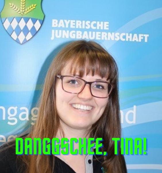 Danggschee, Tina!