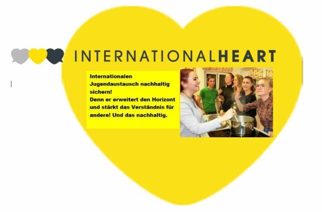 #internationalheart: Aktionswoche vom 9.-15.11.2020