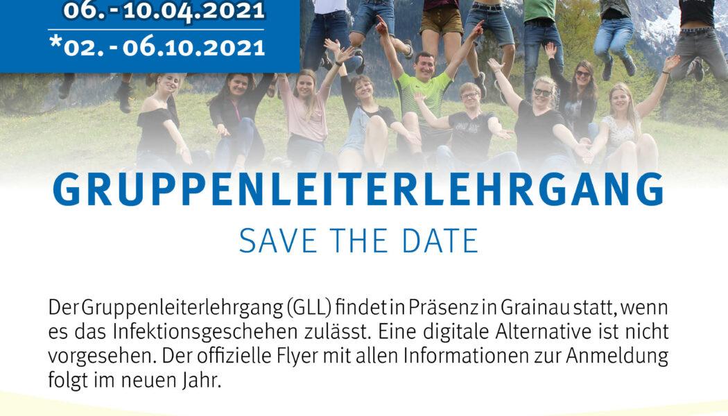 Gruppenleiterlehrgang in Grainau