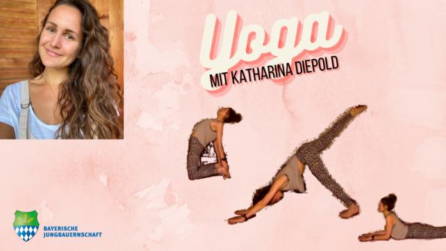 Yoga mit Katharina Diepold powered by BJB