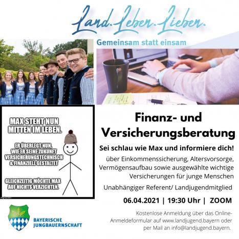BJB-Onlinereihe: Land.Leben.Lieben.- Neue Termine