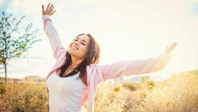 Positiv durchs Leben